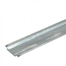 Mk 25mm Galvanised Steel Channeling 2m Gst25bqcha