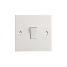 4trade 10amp Light Switch 1 Gang 1 Way