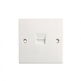 4trade Telephone Wall Plate Socket