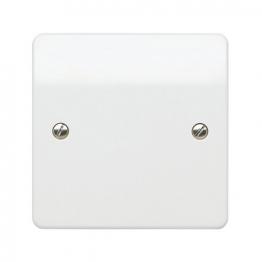 Mk Unfused Outlet Plate K1090rpwhi