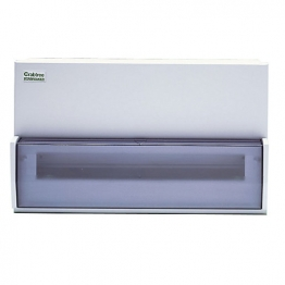 Starbraker Surface Metal Enclosure Consumer Unit 15 Mod Way 815/0a