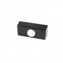 4trade Wired Doorbell - Black