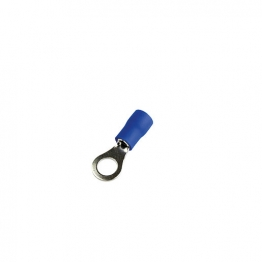 4 Trade Blue Ring 5mm Crimp Pack Of 100