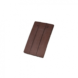 Redland Grovebury Dentil Slip Tudor Brown Roofing Tile