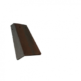 Redland Right Hand 90 Degree External Angle Breckland Black Roofing Tile