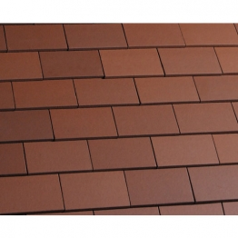Eternit Acme Single Camber Roofing Tile And Half Red Smooth