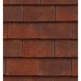 Rosemary Classic Tile & Half Heather Brindle