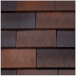 Marley Eternit Fired Sienna Single Camber Eave Roofing Tile