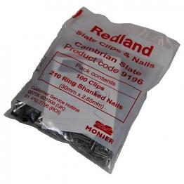 Redland Cambrian Slate Clip & Nail (100 & 210)