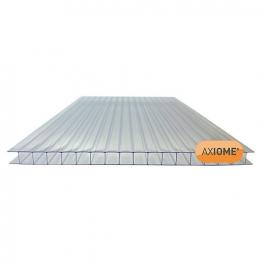 Axiome Clear 10mm Twinwall Sheet 690mm X 2000mm