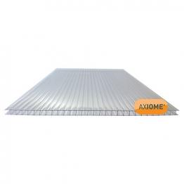 Axiome Clear 6mm Twinwall Sheet 690mm X 3000mm