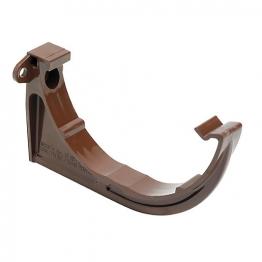 Osma Roundline 0t019 Gutter Support Bracket 112mm Brown