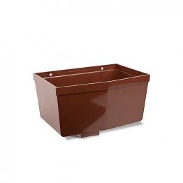 Osma Squareline 4t830 Hopper Head 61mm Brown