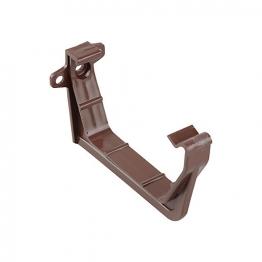 Osma Squareline 4t819 Gutter Support Bracket 100mm Brown