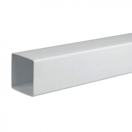 Osma Squareline 4t886 Pipe 61mm White 2.75m