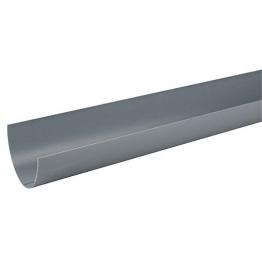 Osma Deepline 9t974 Gutter 113mm Grey 4m