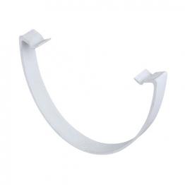 Osma Deepline 9t916 Gutter Flexiclip (spare) 113mm White