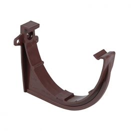 Osma Deepline 9t919 Gutter Support Bracket 113mm Brown