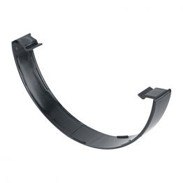 Osma Roofline 6t616 Flexiclip 150mm Black