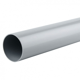 Osma Roundline 0t084 Pipe 68mm Grey 4m