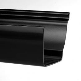 Osma Stormline 8t874 Gutter 111mm Black 4m