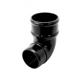 Alutec Evolve 63mm 92.5 Deg Bend Heritage Black