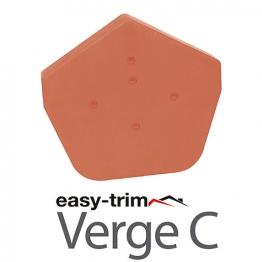 Easyverge A Ridge Cap C/w Flapcap Terra