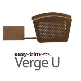 Easyverge Starter & End Cap Pack (2) Brn