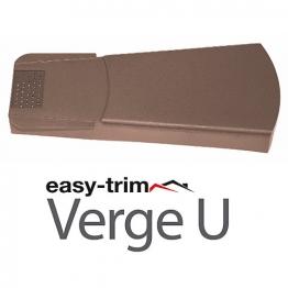Easyverge U Universal Verge System Brown