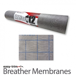 Easy Trim Master Breather Membrane 50m X 1m