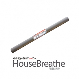 Easytrim 3m X 100m Easytrim House Breathe Prem Jd95 Grey