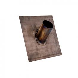 Calder Flat Slate 4 In X 90 Degree 450mm Base