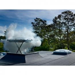 Velux Flat Roof Smoke Vent Window 100mm X 100mm Csp100100 1073q