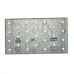 Nail Plate Fastener Galvanised 80mm X 180mm