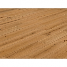Style T40 Solid Oak Flooring Lacquered 18mm X 83mm 1.46m2 Per Pack