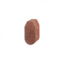 Marshalls Driveline 4 In 1 Return Kerb 100 X 100 X 200mm Red