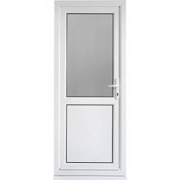 Tamar Pre-hung Upvc Door 2085mm X 920mm Right Hand