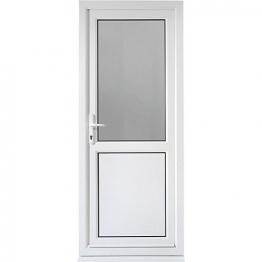 Tamar Pre-hung Upvc Door 2085mm X 920mm Left Hand