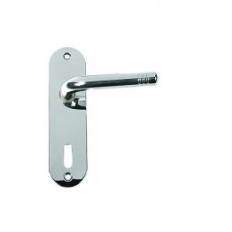 Urfic Lucerne Lever Lock Polished Nickel