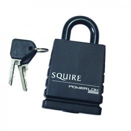 Squire Pol45 Powerlok Padlock Steel 45mm