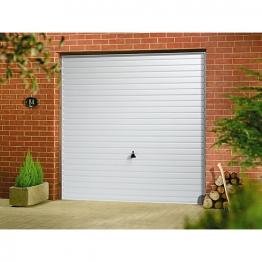 Garador Horizon Type C Steel Up & Over Garage Door White 2134mm X 2134mm