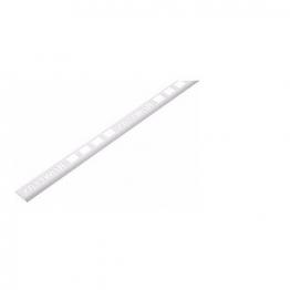 Homelux Tile Trim 2.44m X 9mm White Htrt9