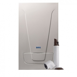 Baxi Ecoblue Advance 40kw Combi Boiler & Flue Packs Erp
