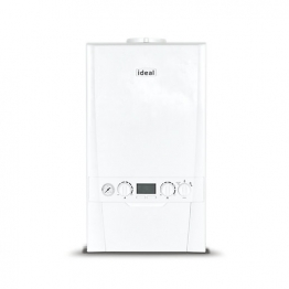 Ideal Logic System S30 Wall Mounted Condensing System Boiler