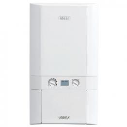 Ideal Logic Plus 15kw System Boiler & Standard Horizontal Flue Pack Erp