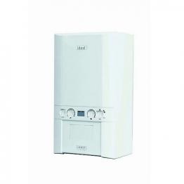 Ideal Logic 35kw Combi Boiler & Standard Horizontal Flue Pack Erp