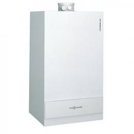 Viessmann 100w 35kw Combi Boiler & Standard Horizontal Flue Pack Erp