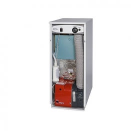 Grant Vortex Pro Utility/kitchen 15-21kw Heat Only Oil Boiler