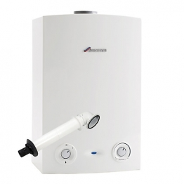 Worcester Greenstar 15kw Ri Heat Only Boiler & Standard Horizontal Flue Pack Erp