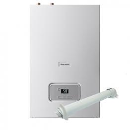 Glow-worm Energy 25r Heat Only Boiler & Standard Horizontal Flue Pack Erp